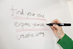 Great Writers Launch their Careers by Writing as Well as They Can